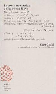 Kurt Gödel – La prova matematica dell'esistenza di Dio (2006)