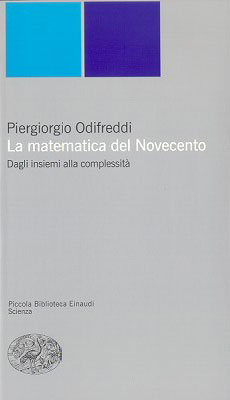 La matematica del Novecento (2000)
