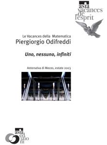 Uno, nessuno e infiniti (2003)